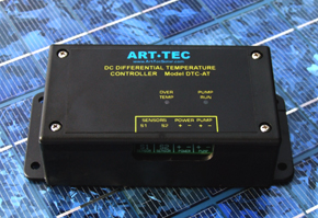 DTC-AT Solar Differential Temperature Controller