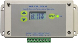 DTC-D Solar Differential Temperature Controller