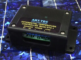DTC-1-Solar Powered Differential Temperature Controller